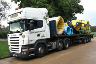 Road Haulage J Wood & Sons